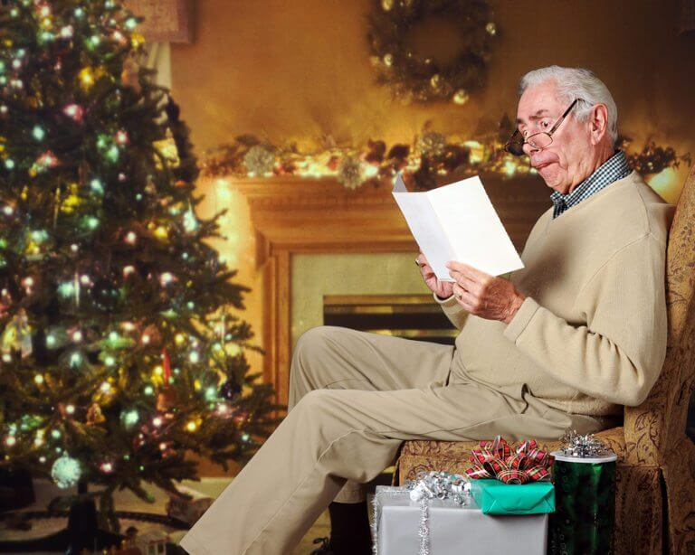 When Aging Veterans Live at Home Alone, the Holidays Can be Tough