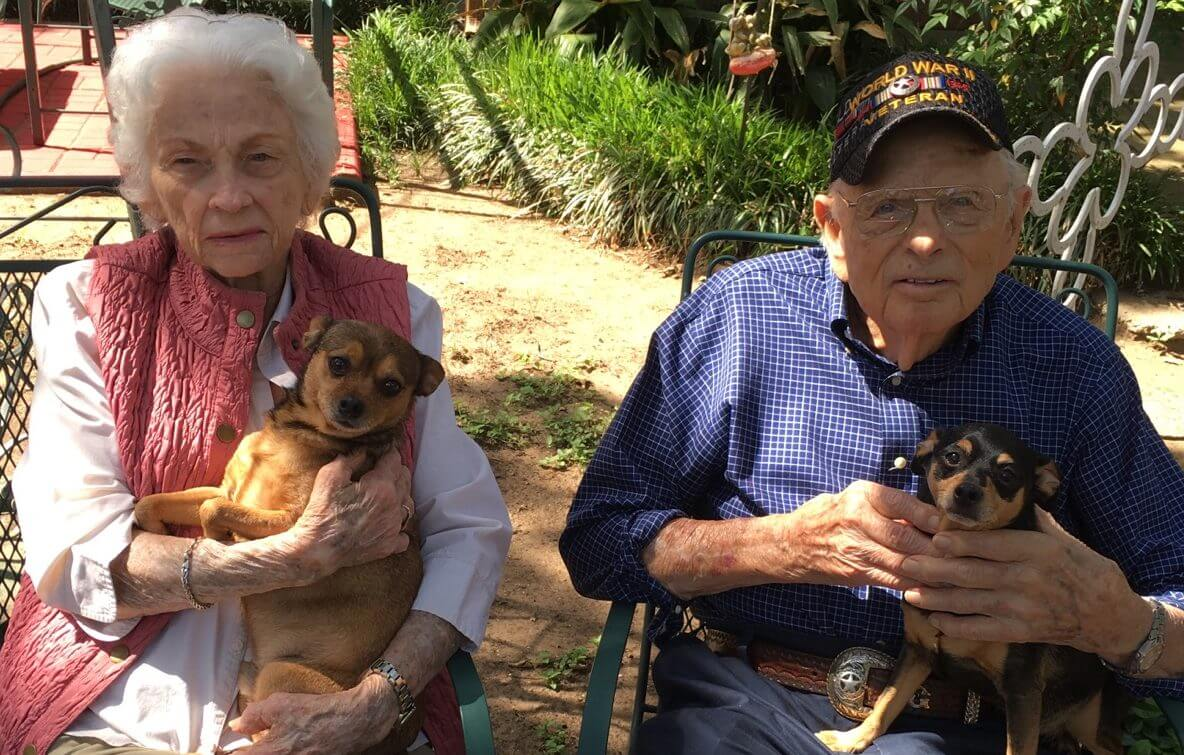 Joe Earl Gorbet – Married 71 Years and Living at Home Together