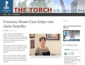 The Torch a St. .Louis BBB online blog