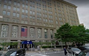 Department of Veterans Affairs office in Washington, D.C.