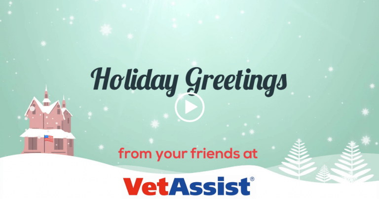 Happy Holidays from Veterans Home Care