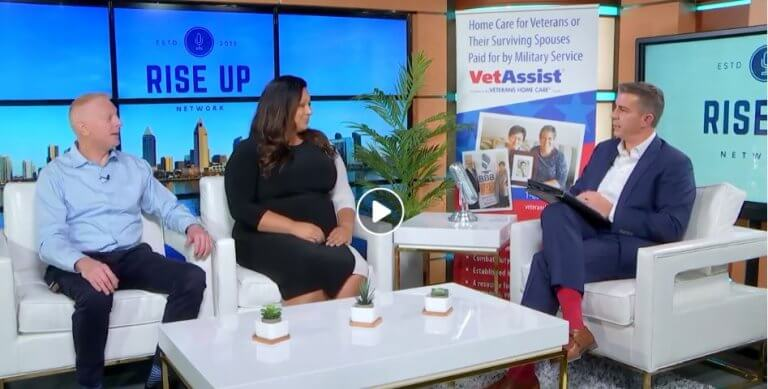 VHC's VetAssist Program featured on Rise Up Network Podcast #213