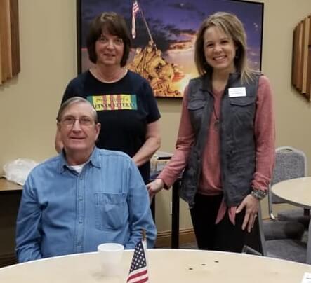 Missouri's Vietnam Wall Revered by Veteran's Daughter