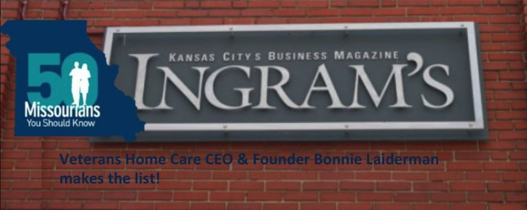 Ingram's Magazine Calls Bonnie Laiderman 1 of 50 Missourians You Should Know
