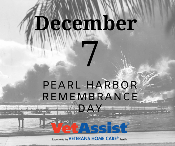 Our Special Message on Pearl Harbor Day 2020