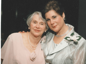 Bonnie and Edith Laiderman