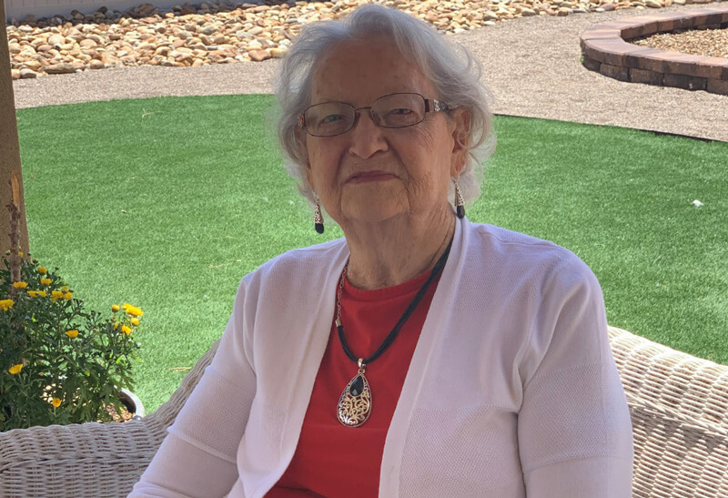Assistive Technology Saves the Life of a New Mexico Widow