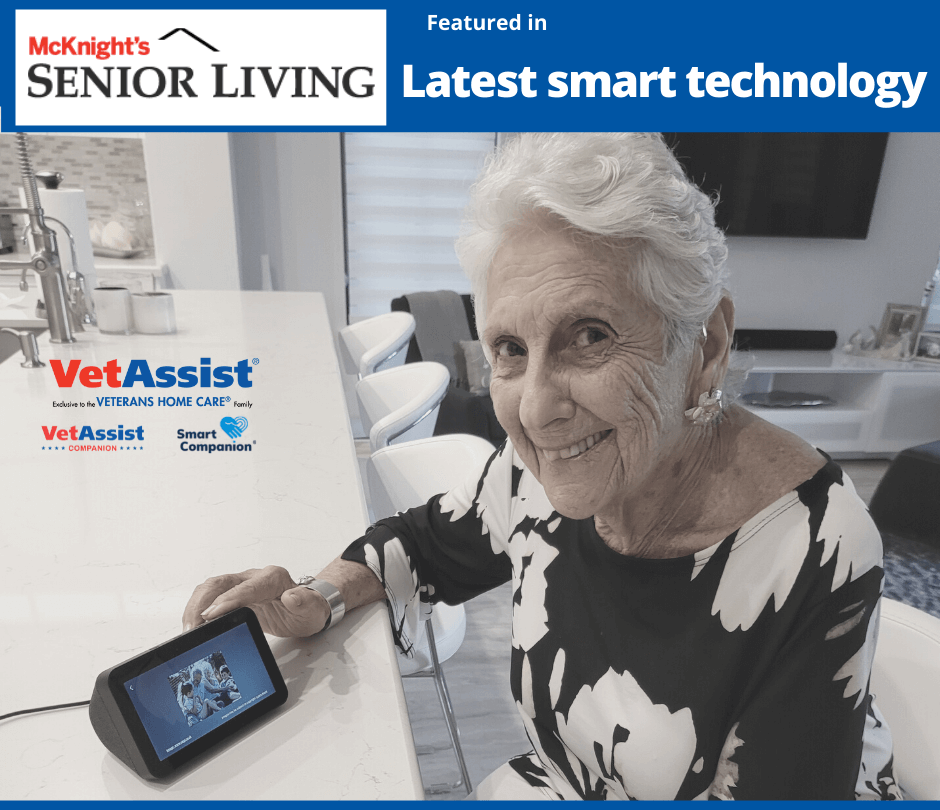 Companion Smart Technology Featured in McKnight's Senior Living